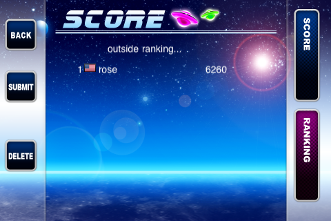 Screenshot blocking UFO