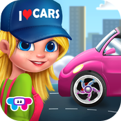 Download My Crazy Cars - Design, Style & Drive! free for iPhone, iPod and iPad